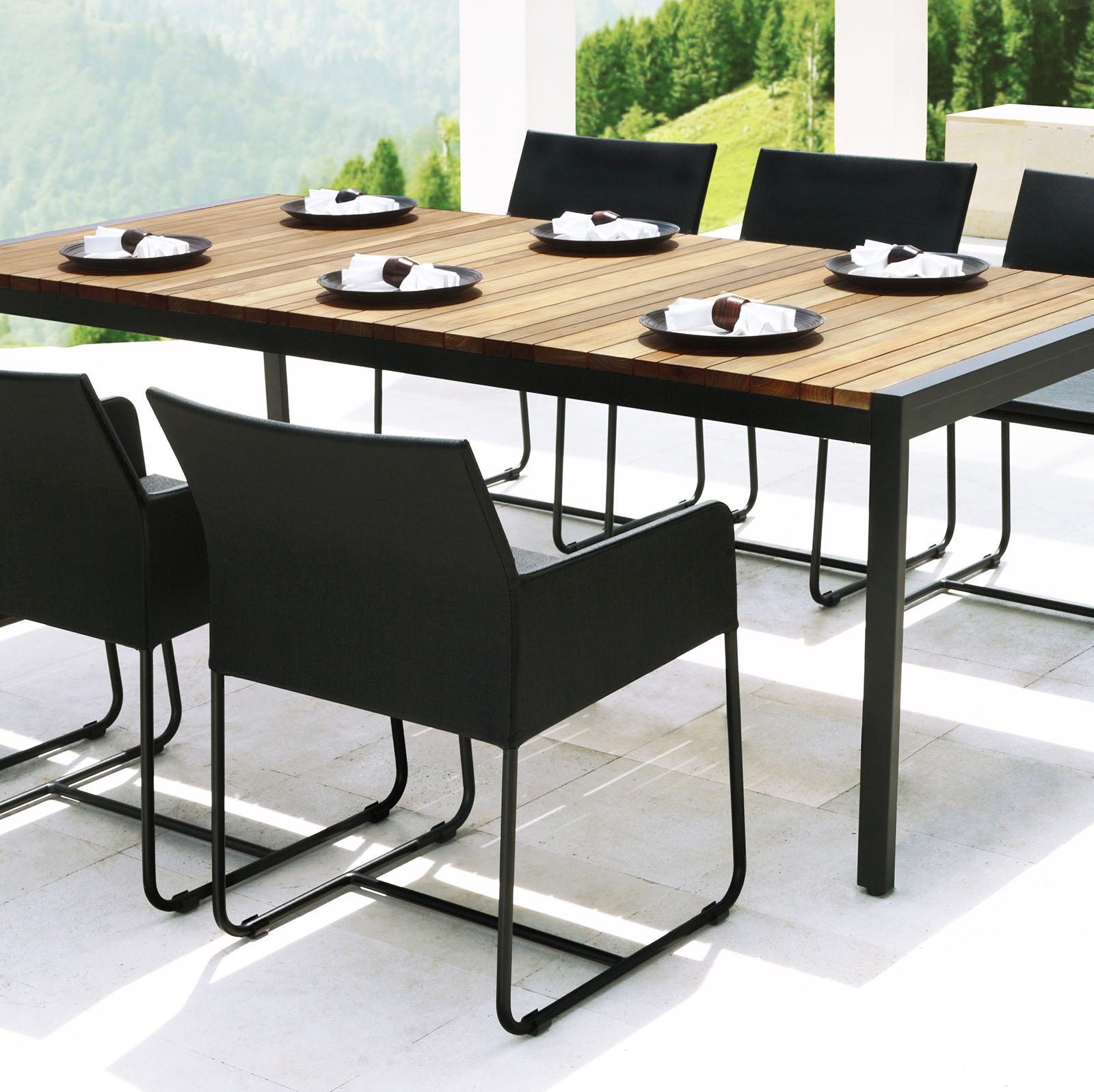 Download Care And Maintenance. ZUDU Dining Table 220 And Chairs