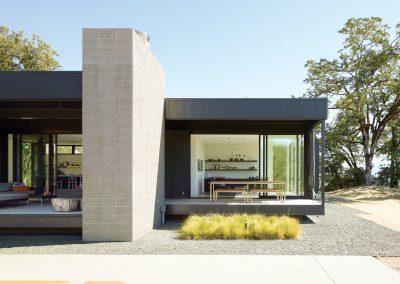 Burton Residence, California