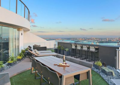 Penthouse, North Sydney