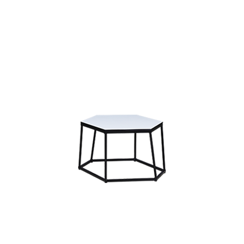 POLYGON side table l (HPL)
