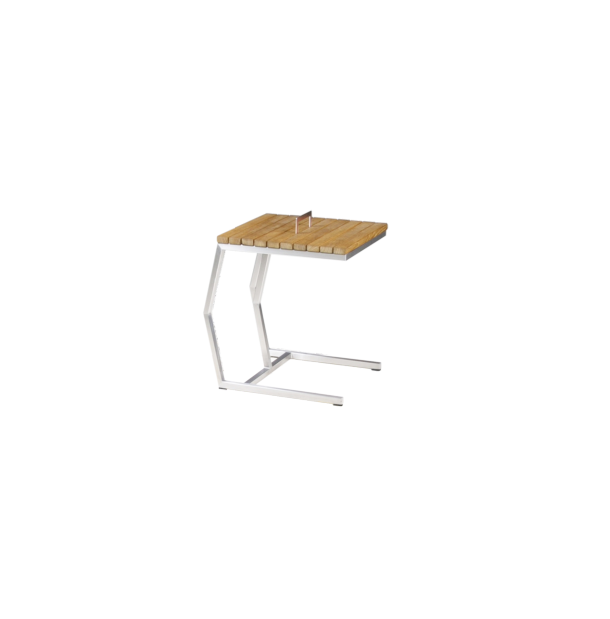 poly side table