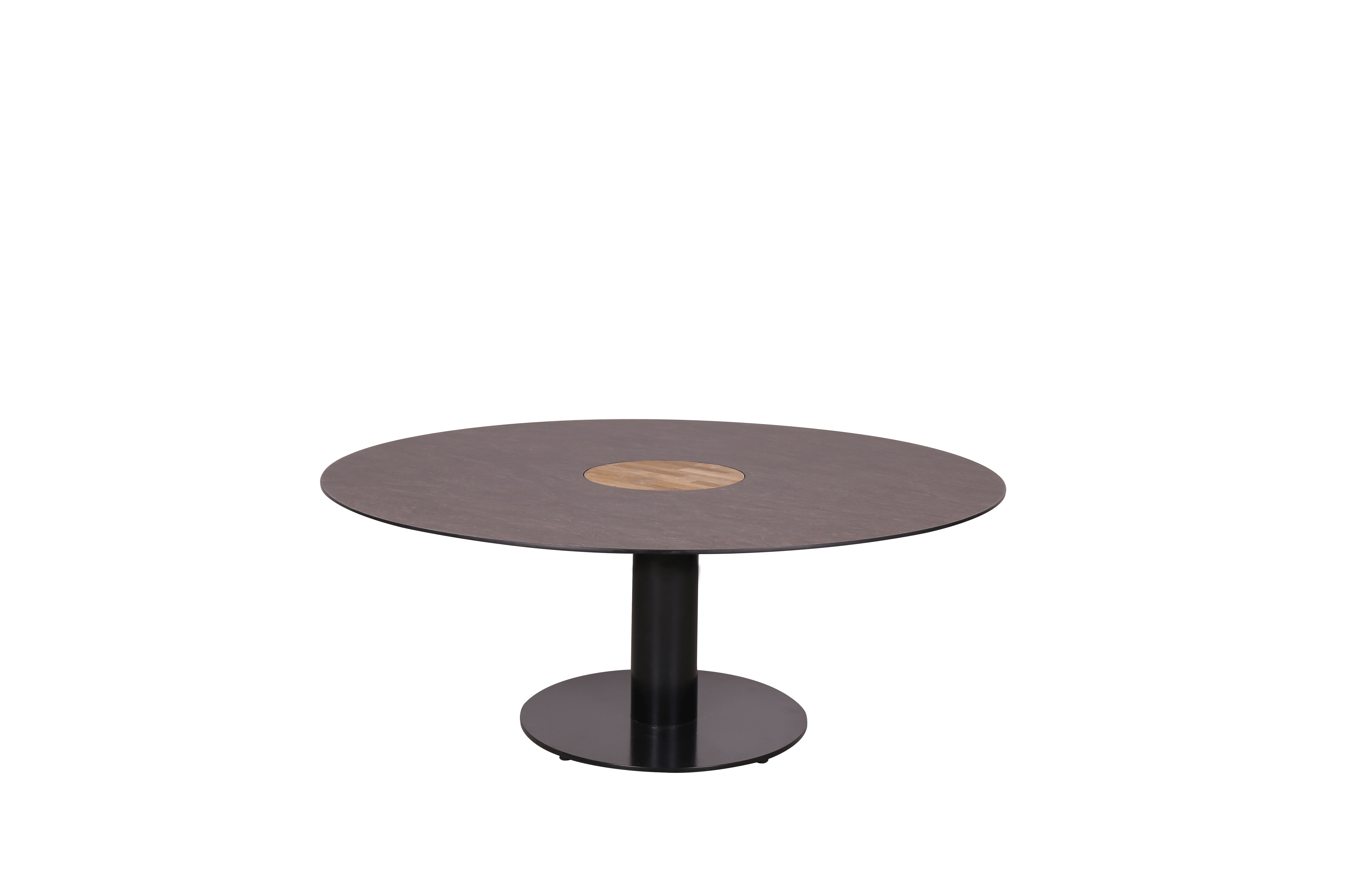 STIZZY PEDESTAL LOW TABLE DIA 50