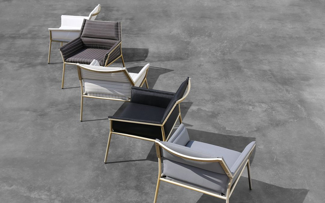 ANDY Casual Chair Twitchell Set