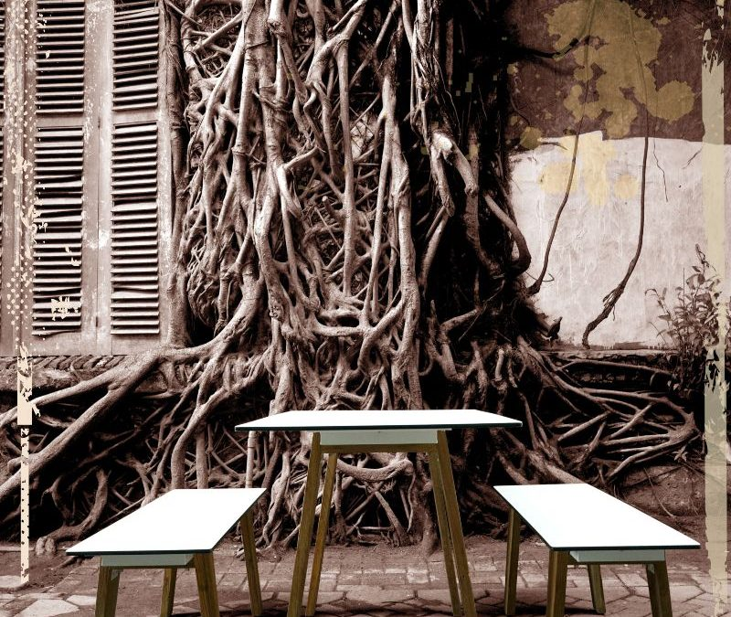 SATO DINING TABLE & BENCH