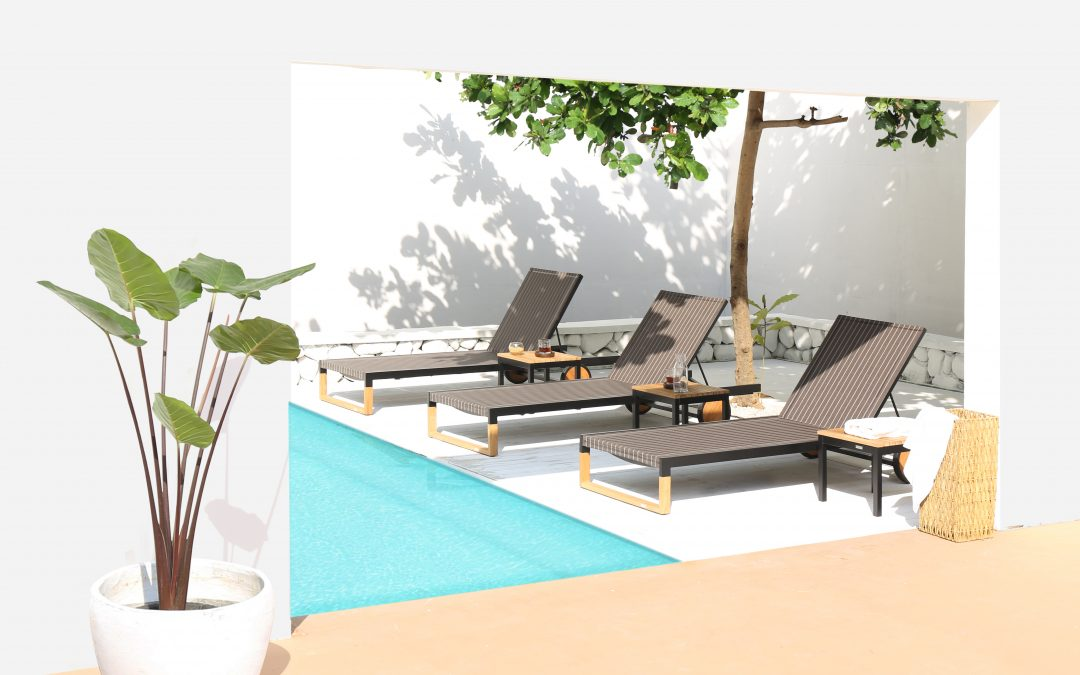 EKKA LOUNGER SET