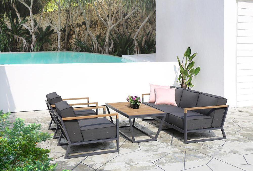 BONDI BEAU Sofa & Coffee Table