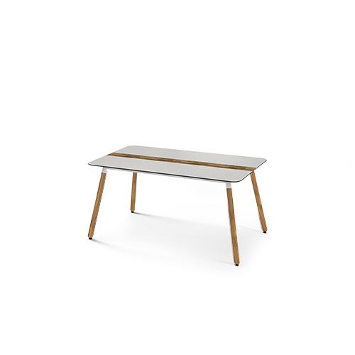 DAISY Dining Table Rectangular 160 cm