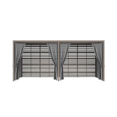 SOMBRERO Canopy Aluminum 10ft x 18ft