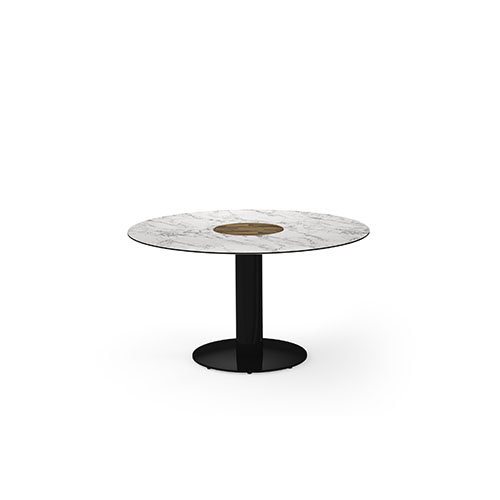 STIZZY Pedestal Casual Table 127 cm