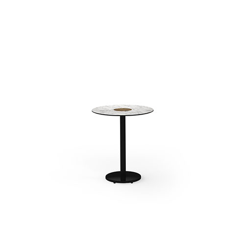STIZZY Pedestal Dining Table 68 cm