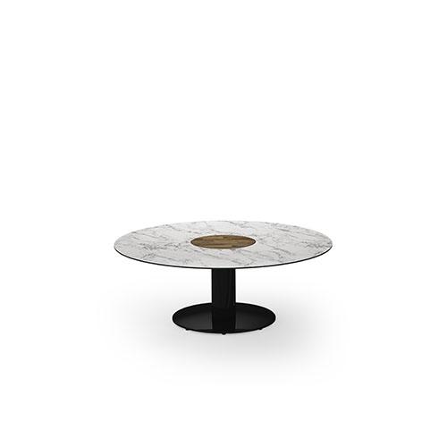 STIZZY Pedestal Low Table 127 cm