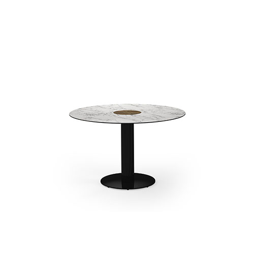 STIZZY Pedestal Dining Table 127 cm