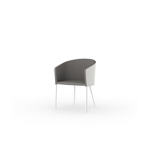 ZUPY Dining Chair (Stamskin Leisuretex)