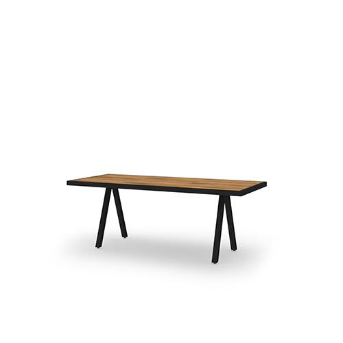 ALBATROSS Table Rectangular 204 cm (304)