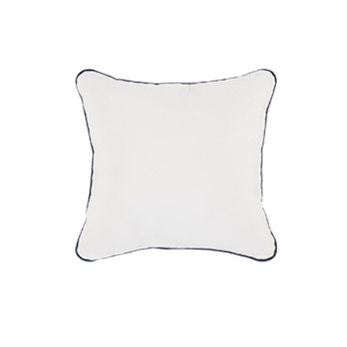 DECO Pillows with contrasting piping