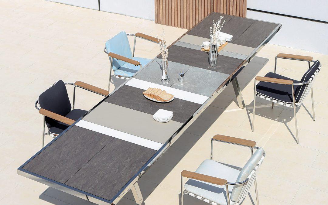 ALBATROSS Table Rectangular & Chairs
